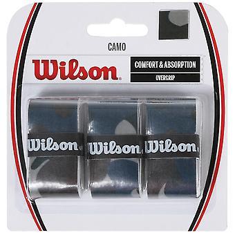 Wilson, 3x Griplinda Camo - Blue
