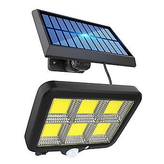 Led Solar Light Lamp With Motion Sensor