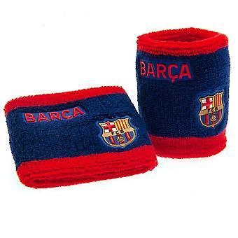 FC Barcelona Armband Set (Packung mit 2)
