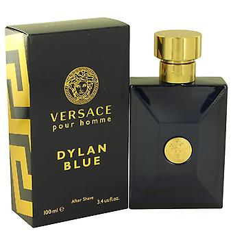 Versace Pour Homme Dylan Blue After Shave Lotion By Versace 3.4 oz After Shave Lotion