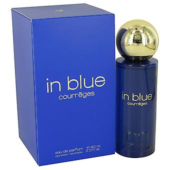 COURREGES IN BLUE by Courreges Eau De Parfum Spray 3 oz / 90 ml (Women)