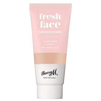 Barry M Fresh Face Liquid Foundation - Shade 7