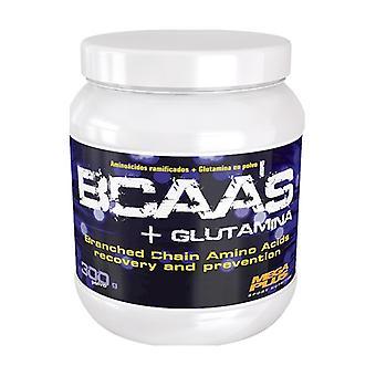 Bcaa's + glutamine (mandarin-lemon flavor) 600 g