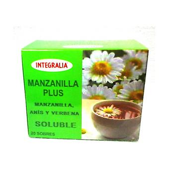 Chamomile Plus Soluble 20 packets