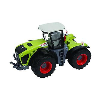 Βρετανία Claas Xerion 5000 Τρακτέρ 1:35 Πράσινο