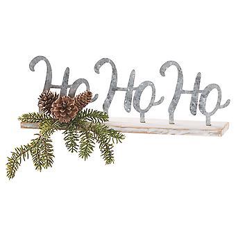 The Noel Collection Ho Ho Ho Christmas Decoration