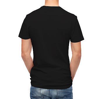 Allthemen Men's Lightweight Creative Stickman Print T-paita
