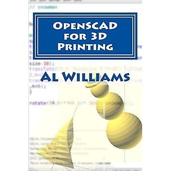 OpenSCAD 3D-tulostusta varten