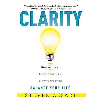 Clarity - Howto Get It - How to Keep It & How to Use It to Balance