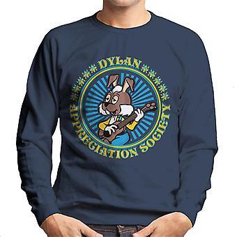 The Magic Roundabout Dylan Appreciation Society Men's Sweatshirt