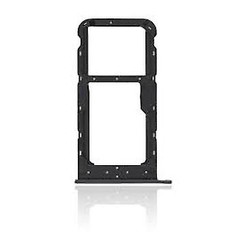 Huawei Honor View 20 Pro Sim Card Tray Houder Micro Sd Slot Socket Adapter