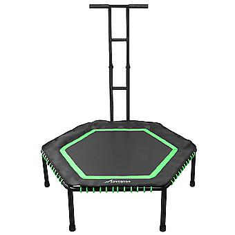 Movtotop 48inch Mini Trampoline For Adults Kids Home Sports Fitness Home Gym