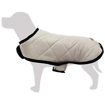 Gilet trapuntato Arquivet Reversible Rhombus (Cani, Vestiti per cani, Gilet)