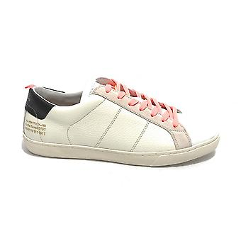 Pantofi sneaker ambitios pentru barbati 10398a Piele/ Suede White/ Grey Us21am01