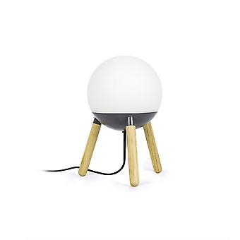 Lampes de table Globe Table Lamp Grey, E27