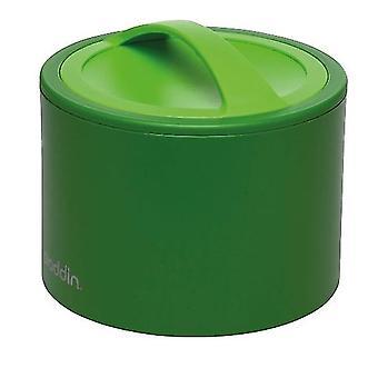 brotkasten aus BentoPolypropylen 600 ml grün