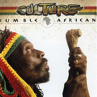 Culture - Humble African [CD] USA import