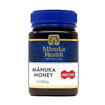 Manuka Honey MGO 550+ 500 g
