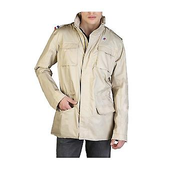 K-Way - Clothing - Jackets - K007EA0-864 - Men - wheat - XXL