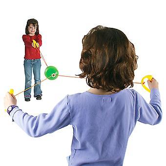 Jumbo Speed Balls vetämällä pallo ulkopelit Lasten lelut lahja