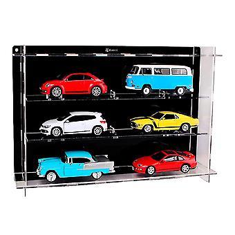 Flercase 6 bil display fodral