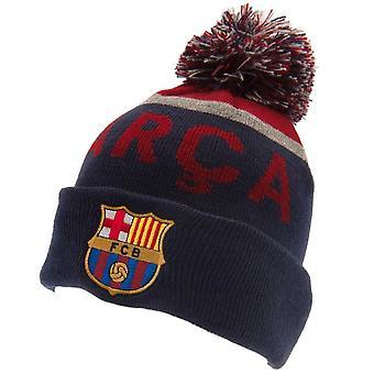 Chapeau de ski du FC Barcelone