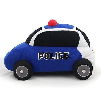 سيارة الشرطة الزرقاء الشرطة محاكاة أفخم اللعب، ولعب الأطفال دمية سيارة، هدايا عيد ميلاد للفتيان والفتيات az656