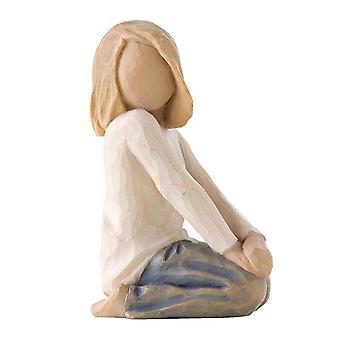 Joyful Child (Willow Tree) Figurine