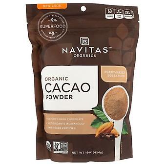 Navitas Naturals Organic Cacao Powder, 16 Oz