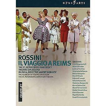 G. Rossini - Rossini: Il Viaggio a Reims [DVD Video] [DVD] USA import