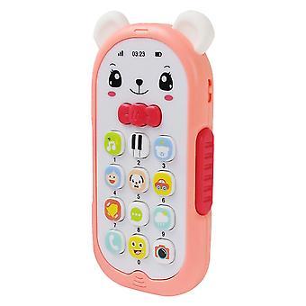Erilaisia tyylejä Baby Phone Lelu Puhelin Musiikki Sound Machine.