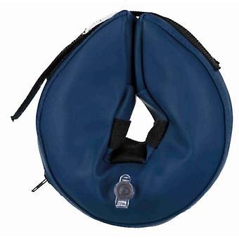 Trixie Protecteur de collet gonflable Bleu