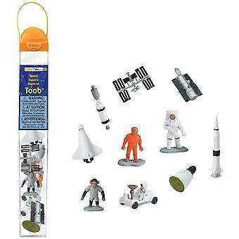 Plastic Miniatures Space