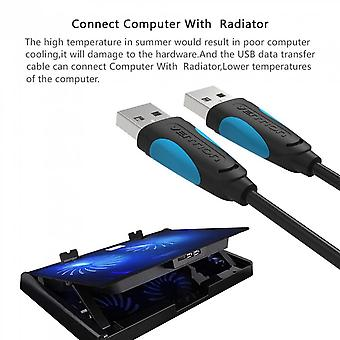Vention A06 Usb 2.0 Data Cables Male To Male Extension Data Transfer Cable
