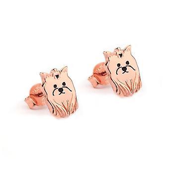 Jack & co pets - yorkshire terrier earrings jce0839