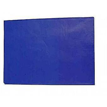 25 full lakan blå inga veck mjukpapper   Gift Wrap Supplies
