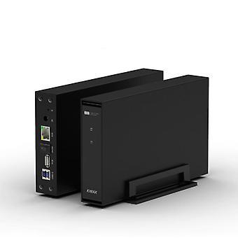 U35NF USB 3.0 NAS HDD SSD behuizingen draagbare harde schijf schijf behuizing case