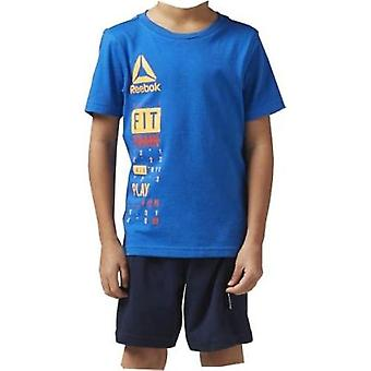 Детская спортивная экипировка Reebok BK4380 Синий