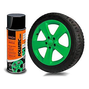 Flytande gummi för bilar Foliatec Green 400 ml