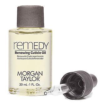 Morgan Taylor Bio-Organiskt botemedel Skyddande Beläggning Nagelband Olja - 30ml