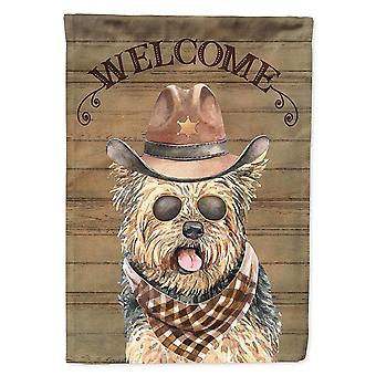 Flags windsocks yorkshire terrier country dog flag canvas house size