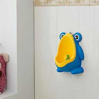 frosk formet veggmontert baby urinatory toalett