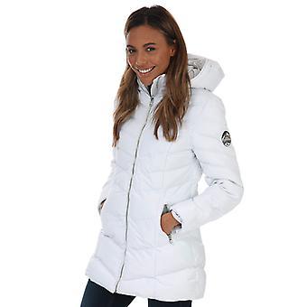 Women's Tokyo Laundry Safflower Jacket in White