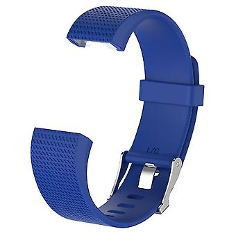 For Fitbit Charge 2 Bands Adjustable Replacement Soft Silicone Sport Strap Wristband Accessories Fitness