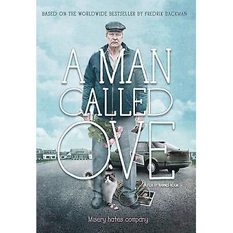 Man Called Ove [Blu-ray] USA import