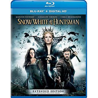 Snow White & Jäger [Blu-Ray] USA import