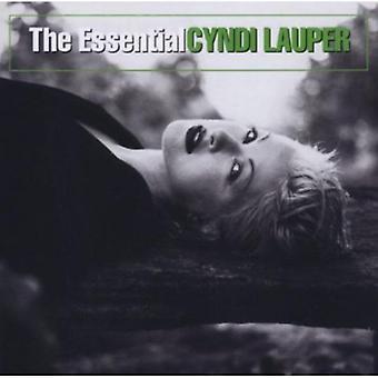 Cyndi Lauper - Essental Cyndi Lauper [CD] USA import
