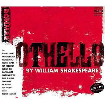 Othello [CD] USA tuonti