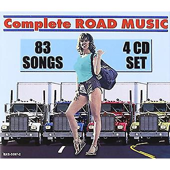 Complete Road Music - Complete Road Music [CD] USA import