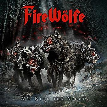 Firewolfe - We Rule the Night [CD] USA import